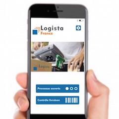 Logista : une appli pour les livraisons