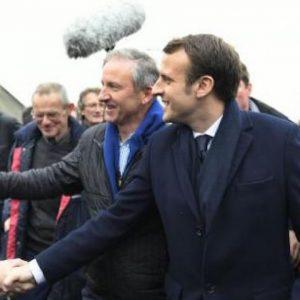 Emmanuel Macron écrit à Pascal Montredon