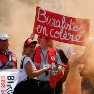 Manif le 4 octobre à Paris