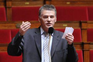 Philippe Folliot hemicycle