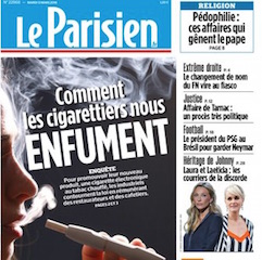 «Le Parisien» attaque l'Iqos