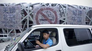 Chine fumeur